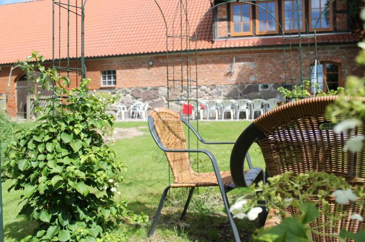 Holiday homeGermany - Mecklenburg-Pomerania: Das Bauernhaus - XXL  [26]