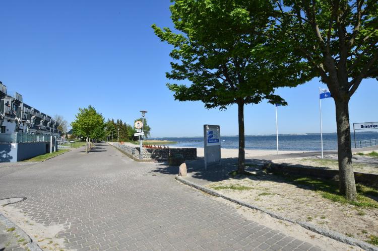 VakantiehuisDuitsland - Mecklenburg-Vorpommern: Inselferien in der Uferschwalbe 3 - großer Garten  [2]