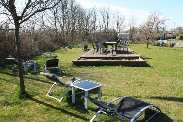 VakantiehuisDuitsland - Mecklenburg-Vorpommern: Inselferien in der Uferschwalbe 3 - großer Garten  [29]