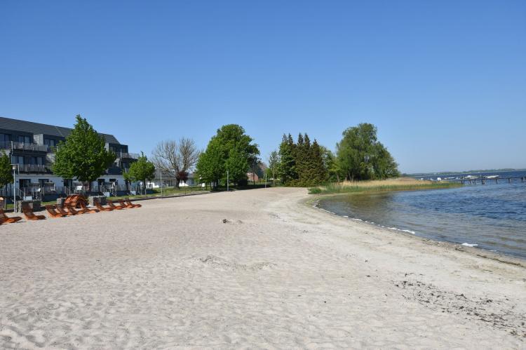 VakantiehuisDuitsland - Mecklenburg-Vorpommern: Inselferien in der Uferschwalbe 3 - großer Garten  [20]