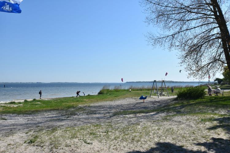 VakantiehuisDuitsland - Mecklenburg-Vorpommern: Inselferien in der Uferschwalbe 3 - großer Garten  [22]