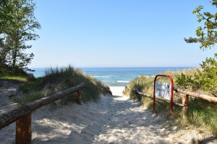 VakantiehuisDuitsland - Mecklenburg-Vorpommern: Inselferien in der Uferschwalbe 3 - großer Garten  [13]