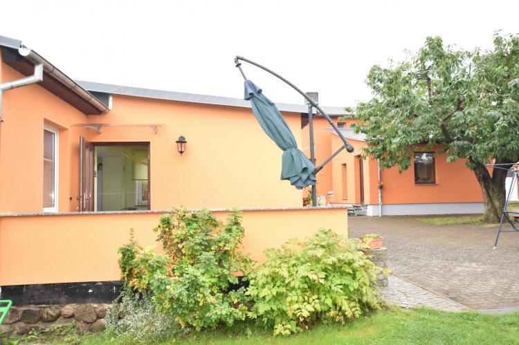 VakantiehuisDuitsland - Mecklenburg-Vorpommern: Gartenteich  [3]