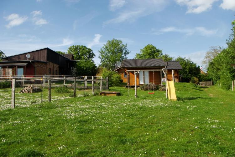 Holiday homeGermany - Mecklenburg-Pomerania: Bauershof bei Tessin  [2]