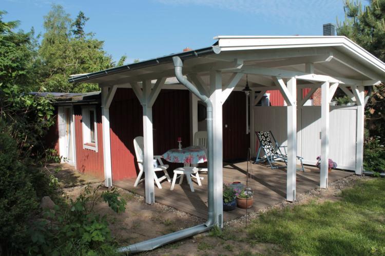 Holiday homeGermany - Mecklenburg-Pomerania: Kleines Schwedenhaus  [12]