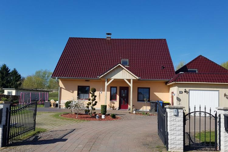 Holiday homeGermany - Mecklenburg-Pomerania: Exclusives Ferienhaus mit Kamin und Pool  [2]