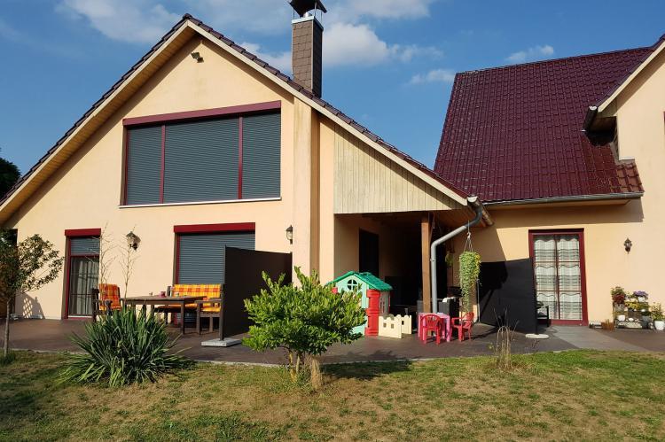 Holiday homeGermany - Mecklenburg-Pomerania: Exclusives Ferienhaus mit Kamin und Pool  [15]