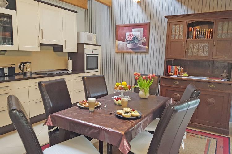 Holiday homeGermany - Mecklenburg-Pomerania: Exclusives Ferienhaus mit Kamin und Pool  [9]
