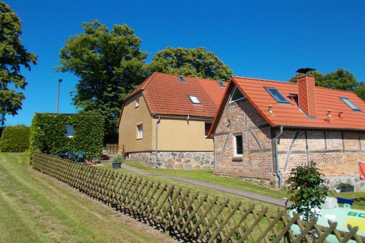 Holiday homeGermany - Mecklenburg-Pomerania: Platz im Grünen 1  [12]