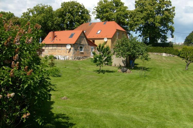 Holiday homeGermany - Mecklenburg-Pomerania: Platz im Grünen 1  [2]