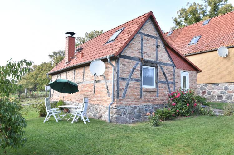 Holiday homeGermany - Mecklenburg-Pomerania: Platz im Grünen 1  [10]
