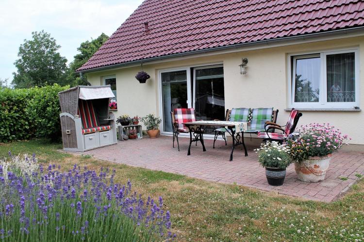 Holiday homeGermany - Mecklenburg-Pomerania: Hohenkirchen mit Garten Terrasse und Strandkorb  [20]