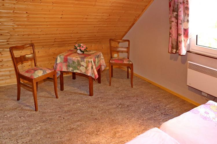 VakantiehuisDuitsland - Mecklenburg-Vorpommern: Am Hellbachtal Nr 2  [22]