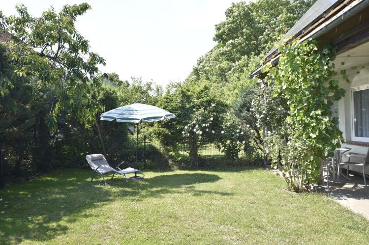 VakantiehuisDuitsland - Mecklenburg-Vorpommern: Am Hellbachtal Nr 2  [27]