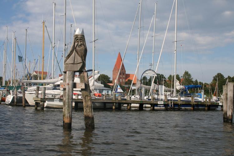 VakantiehuisDuitsland - Mecklenburg-Vorpommern: Ferienwohnung Alte Ziegelei  [15]