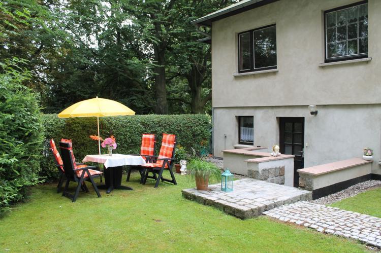 VakantiehuisDuitsland - Mecklenburg-Vorpommern: Ferienwohnung Alte Ziegelei  [1]