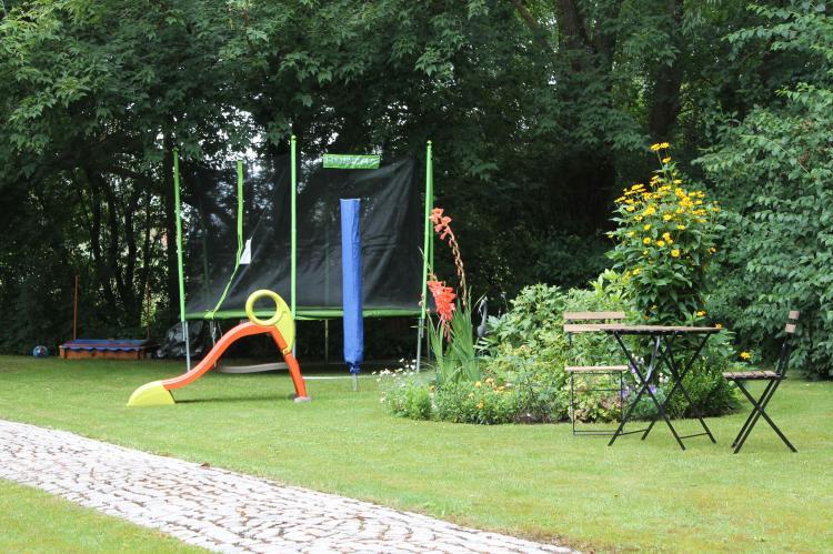 VakantiehuisDuitsland - Mecklenburg-Vorpommern: Ferienwohnung Alte Ziegelei  [10]
