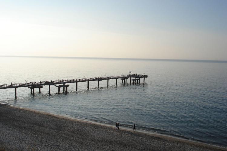 VakantiehuisDuitsland - Mecklenburg-Vorpommern: Kleintierbauernhof mit Fernblick-Terrasse  [4]