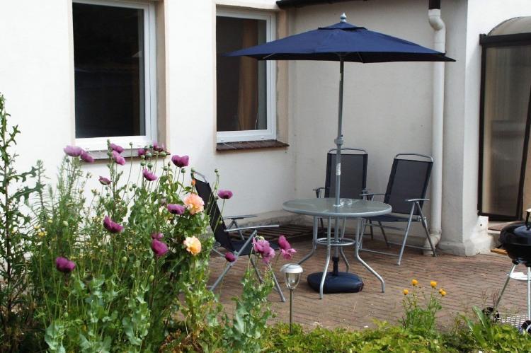 VakantiehuisDuitsland - Mecklenburg-Vorpommern: Landhaus bei Heiligendamm  [20]
