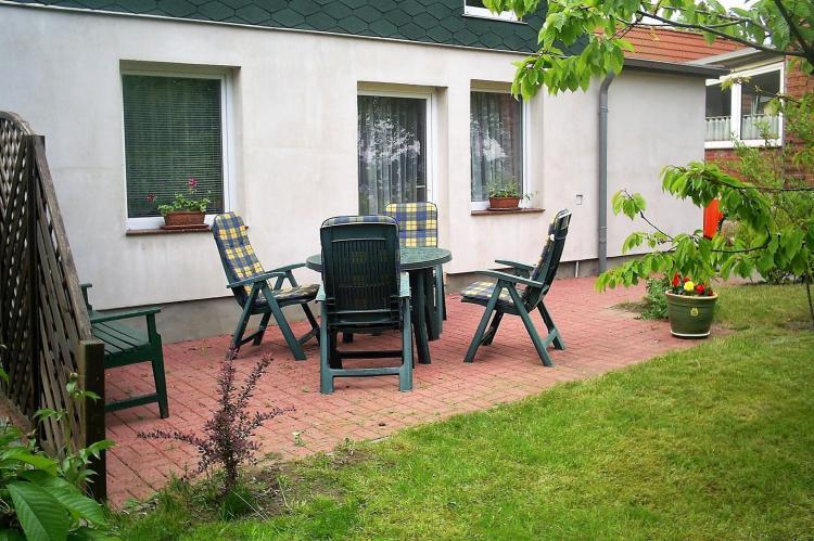 Holiday homeGermany - Mecklenburg-Pomerania: Ferienhaus bei Ostseebad Rerik  [1]
