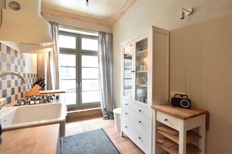 Holiday homeGermany - Mecklenburg-Pomerania: Landgut Detershagen - Wohnung I im EG  [10]