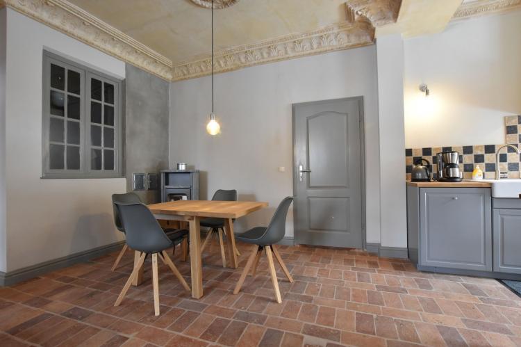 Holiday homeGermany - Mecklenburg-Pomerania: Landgut Detershagen - Wohnung I im EG  [8]