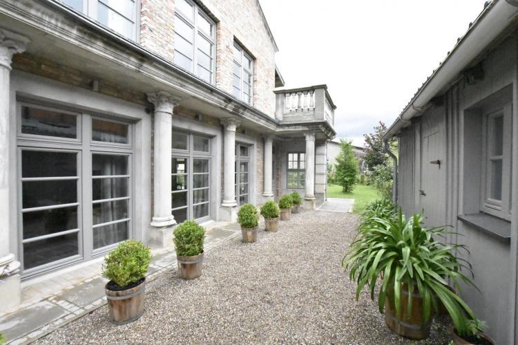 Holiday homeGermany - Mecklenburg-Pomerania: Landgut Detershagen - Wohnung I im EG  [18]