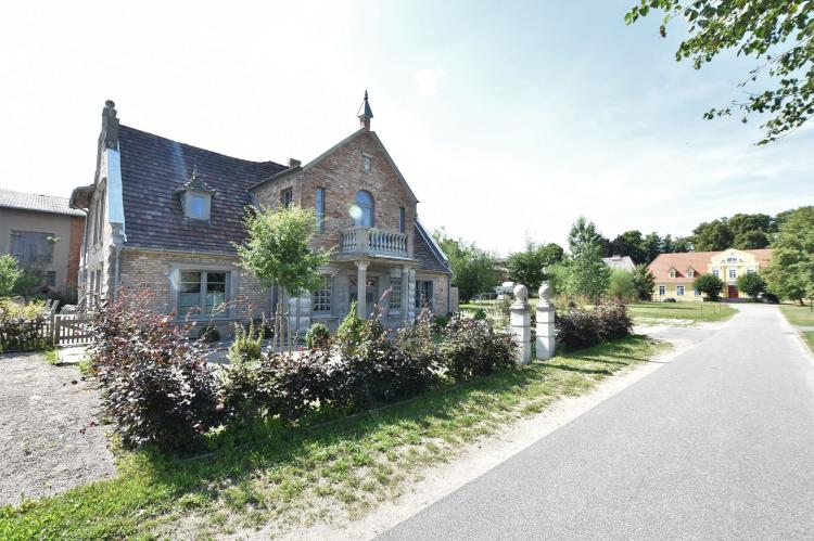 Holiday homeGermany - Mecklenburg-Pomerania: Landgut Detershagen - Wohnung I im EG  [2]