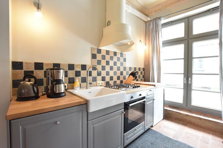 Holiday homeGermany - Mecklenburg-Pomerania: Landgut Detershagen - Wohnung I im EG  [9]