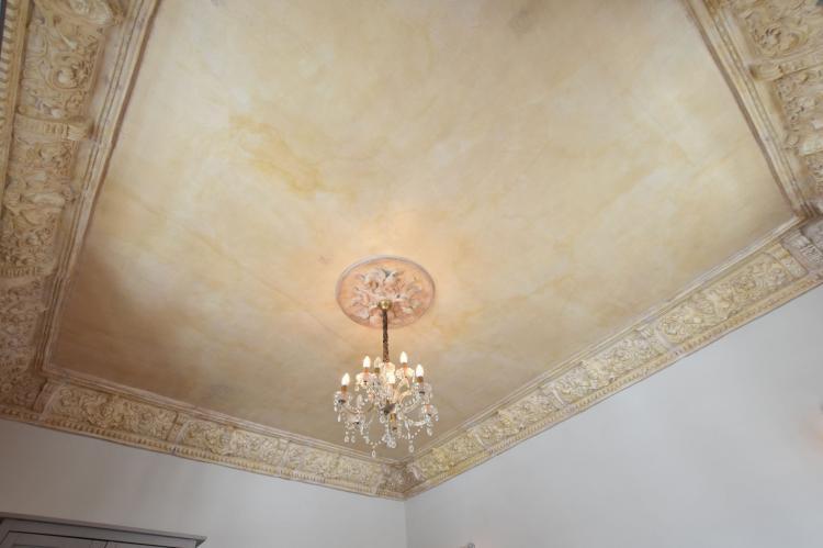 Holiday homeGermany - Mecklenburg-Pomerania: Landgut Detershagen - Wohnung I im EG  [25]