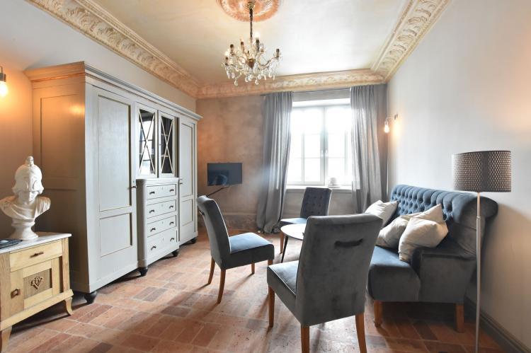 Holiday homeGermany - Mecklenburg-Pomerania: Landgut Detershagen - Wohnung I im EG  [1]