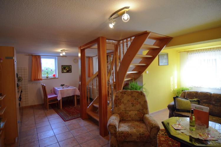Holiday homeGermany - Thuringia: Ferienhaus Ilona  [6]