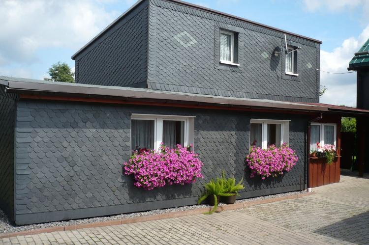 Holiday homeGermany - Thuringia: Ferienhaus Ilona  [2]
