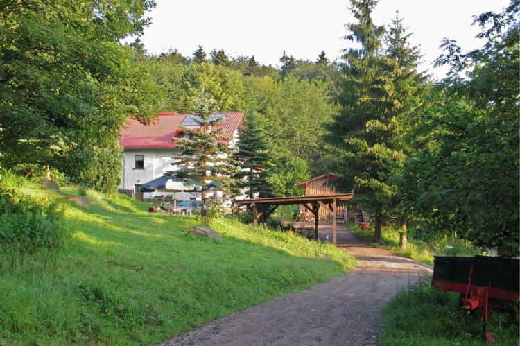 VakantiehuisDuitsland - Thüringen: Ferienparadies am Rennweg  [2]