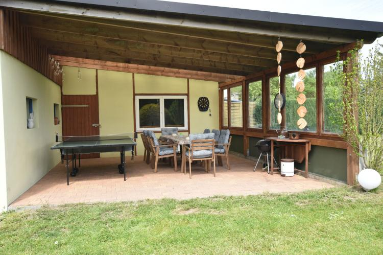 Holiday homeGermany - Mecklenburg-Pomerania: Haus Am Schwan oben links  [17]