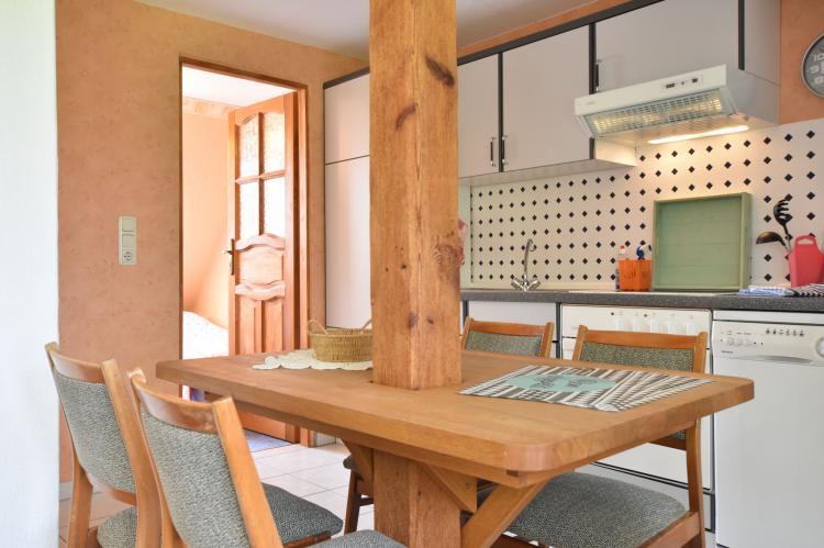 Holiday homeGermany - Mecklenburg-Pomerania: Haus Am Schwan oben links  [10]