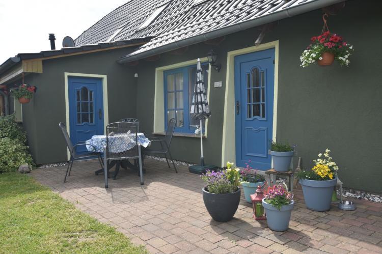 Holiday homeGermany - Mecklenburg-Pomerania: Haus Am Schwan oben links  [19]