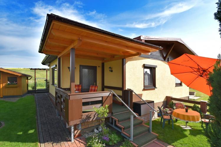 VakantiehuisDuitsland - Thüringen: Ferienhaus Rother  [1]