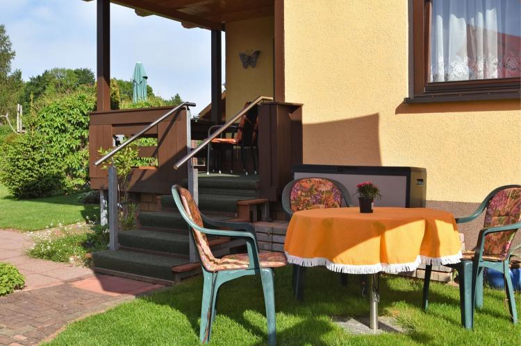 VakantiehuisDuitsland - Thüringen: Ferienhaus Rother  [15]