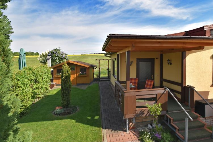 VakantiehuisDuitsland - Thüringen: Ferienhaus Rother  [16]