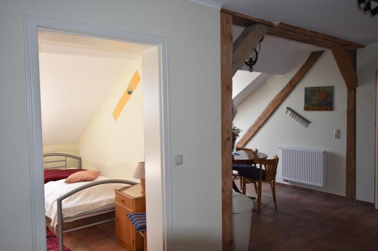VakantiehuisDuitsland - Mecklenburg-Vorpommern: Im Heumond Familienferien - 3 Schlafzimmer  [17]
