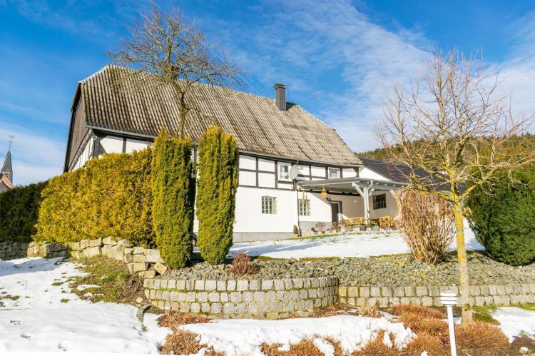 VakantiehuisDuitsland - Sauerland: Ferienwohnung Lichte  [29]
