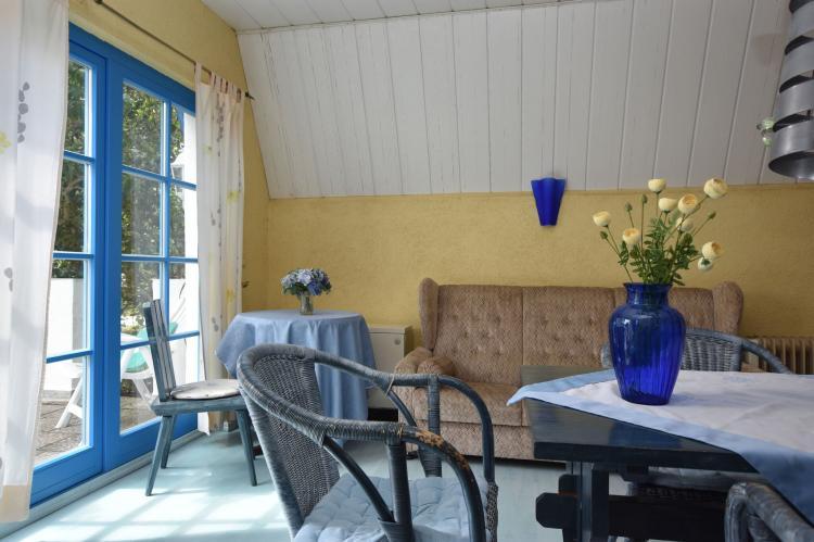 Holiday homeGermany - Mecklenburg-Pomerania: Strandnahe Finnhütte  [3]
