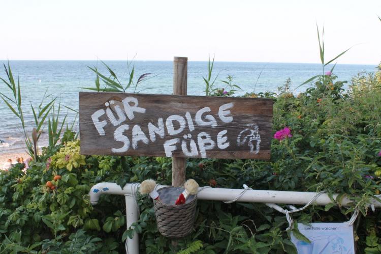 Holiday homeGermany - Mecklenburg-Pomerania: Strandnahe Finnhütte  [27]