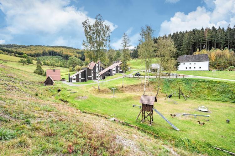 FerienhausDeutschland - Sauerland: Dachsbau  [37]