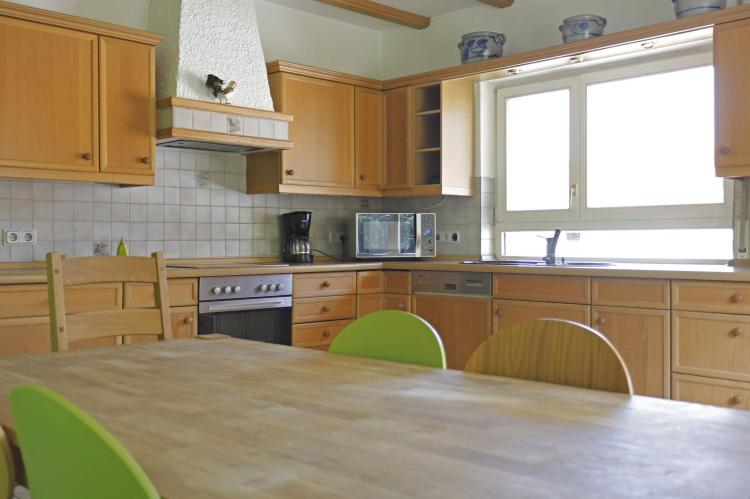 Holiday homeGermany - Hesse: Am Ferienbauernhof - FW 6 und 7  [9]