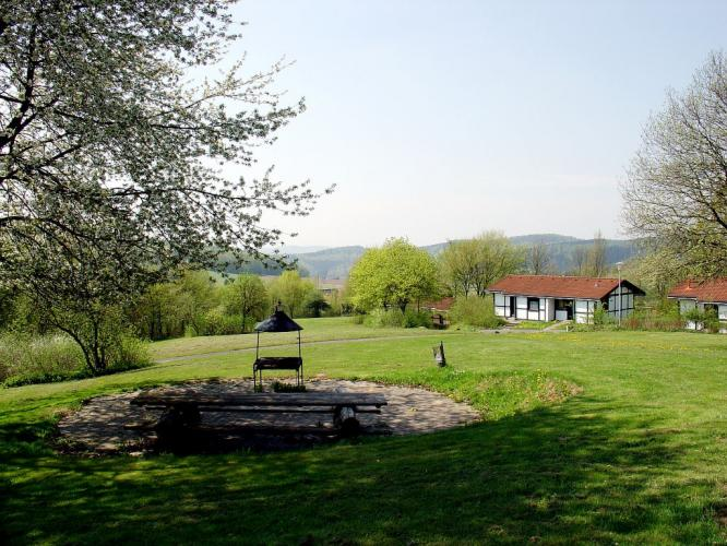 Holiday homeGermany - Hesse: Ferienpark Ronshausen (ROH100)  [4]
