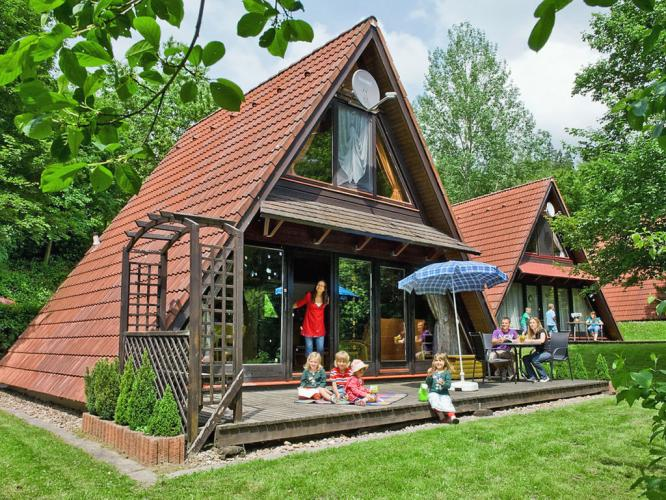 Holiday homeGermany - Hesse: Ferienpark Ronshausen (ROH100)  [1]