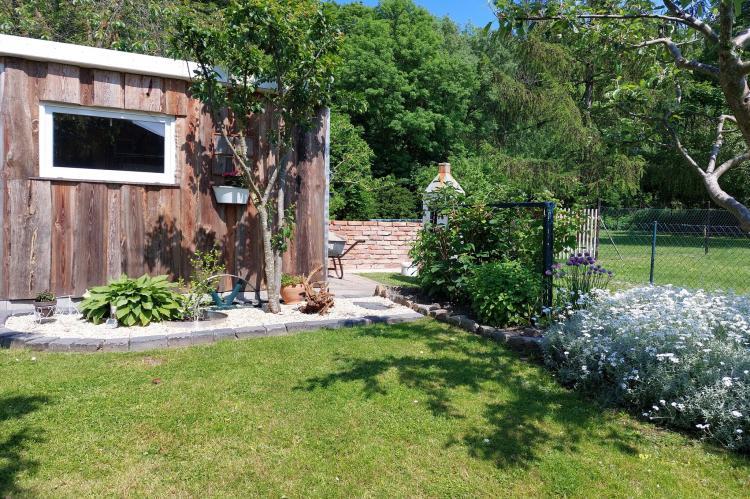 Holiday homeGermany - Mecklenburg-Pomerania: Bungalow Andrea am Salzhaff mit Garten  [23]