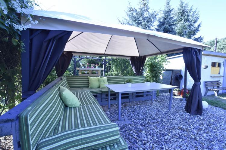 Holiday homeGermany - Mecklenburg-Pomerania: Bungalow Andrea am Salzhaff mit Garten  [14]
